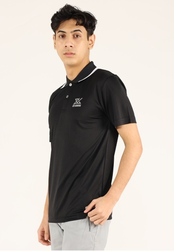 Cheetah black CTH unlimited Short Sleeve Polo Shirts - CU-7948(R)-C3 F3B41AAA5F306CGS_1