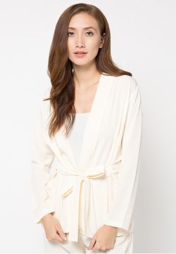 Dastisy white Kimono Outer DA071AA41JQWID_1