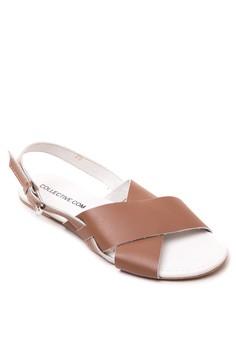 Helen Flat Sandals