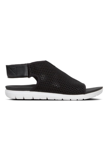 52ea9dfe3 Fitflop black FitFlop Airmesh High Top Sandal (Black) 94597SHDD96736GS 1