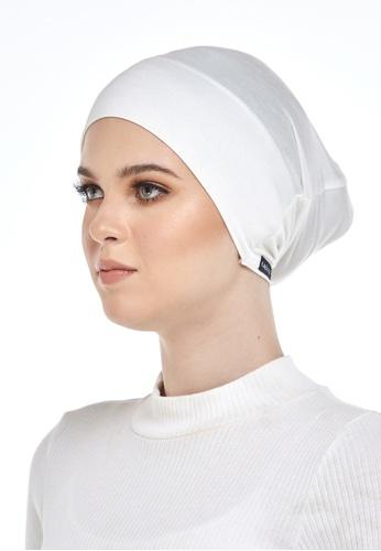Kaen.co white Serkup Inner Cap Off White B69D7AA0FC691BGS_1