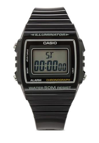 W-215H-1AVDF esprit 特賣樹脂男士手錶, 錶類, 飾品配件