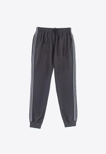 FOREST grey Forest Stretchable Jogger Pants Men Jogger Track Pants - Seluar Lelaki Jogger - 10693 - Dk Grey 32D8EAAF7B62F3GS_1
