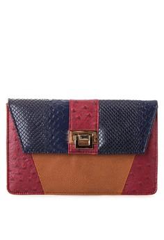Regalia Tri-Textured Wallet