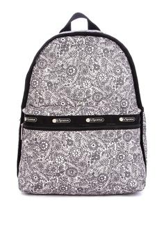 c5d061369170 Lesportsac multi Basic Backpack C0970ACBF2D5C2GS 1