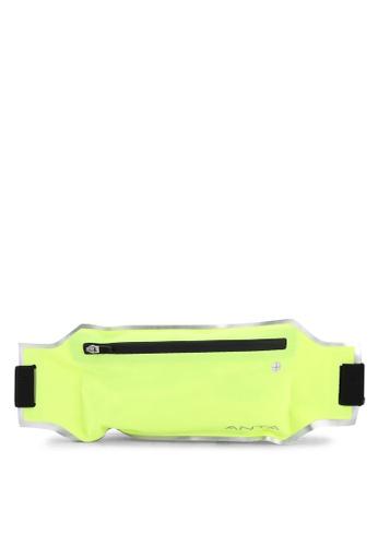 Anta green Running Waist Bag 154D5ACF3CB625GS_1
