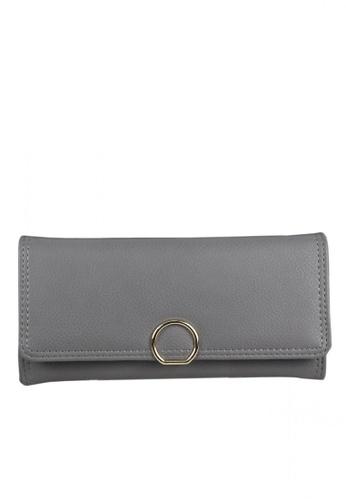 DNJ grey Korean wallet DN487AC0JI0FPH_1