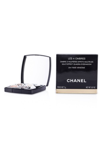 Chanel CHANEL - Les 4 Ombres Quadra Eye Shadow - No. 204 Tisse Vendome 2g/0.07oz 0ED0EBEEFF30F7GS_1