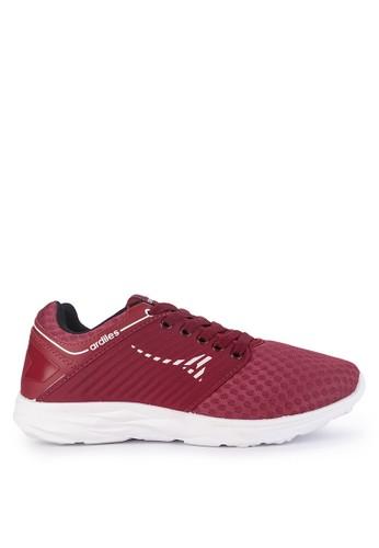 Ardiles red Soba Sepatu Sneakers 5E7DBSH453DD8EGS_1