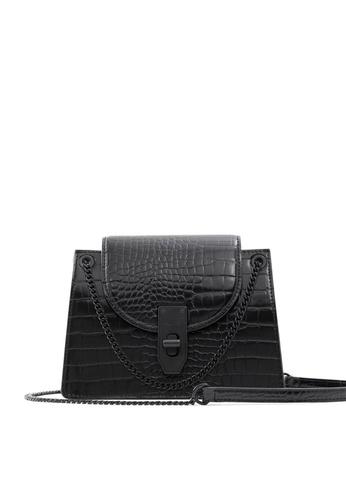 ALDO black Theele Crossbody Bag 136B7ACF80F21BGS_1