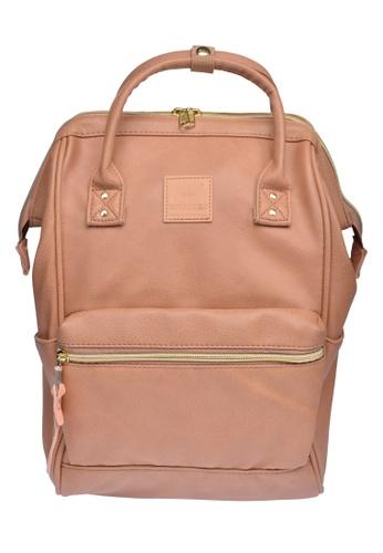 Anello pink anello Mini PU backpack 10A56AC1E6B4D6GS_1