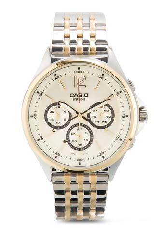 Casio multi Casio Enticer Men's MTP-E303SG-9AVDF Men's Watch CA843AC44MHVMY_1