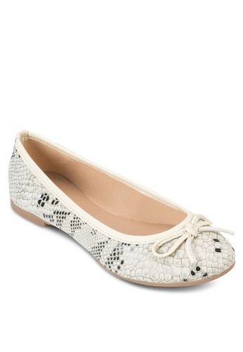 Cesprit holdingshatain Ballerinas, 女鞋, 鞋