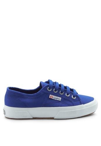 Superga blue 2750 Cotu Classic Sneakers SU138SH85IBASG_1