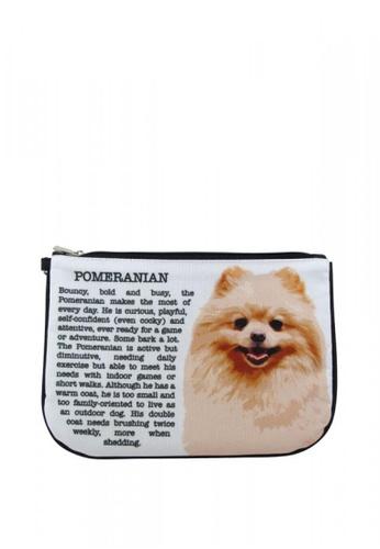 Shop Tickles Pomeranian Dog Pouch Online On Zalora Philippines