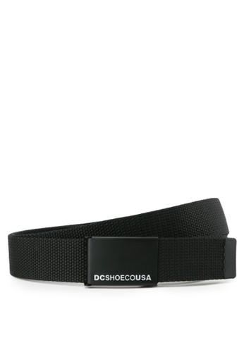 DC black Web Belt 2 29054ACC44109DGS_1