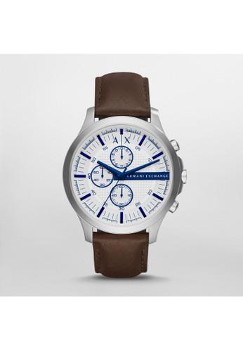 Hesprit高雄門市ampton三眼計時腕錶 AX2190, 錶類, 紳士錶