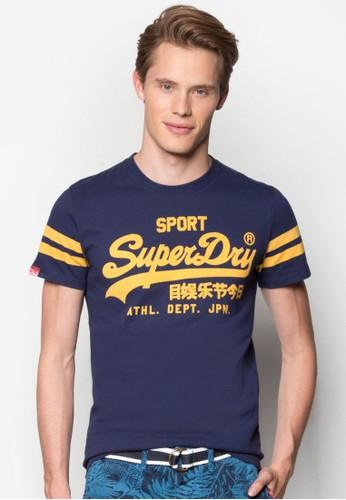 Vintage Logo Sport Tee,esprit tw 服飾, T恤