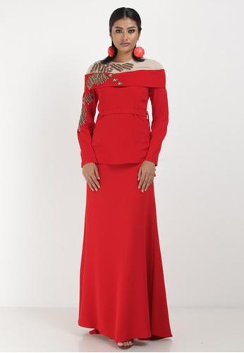 HAYA RED KIRMIZI from RohsMalaysia in Red
