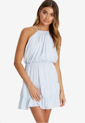 Tussah blue Tansy Dress 7322BAABCB99D9GS_1