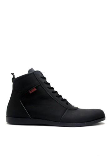 D-Island black D-Island Shoes Loafers Ventura Comfort Leather Black DI594SH05VBUID_1
