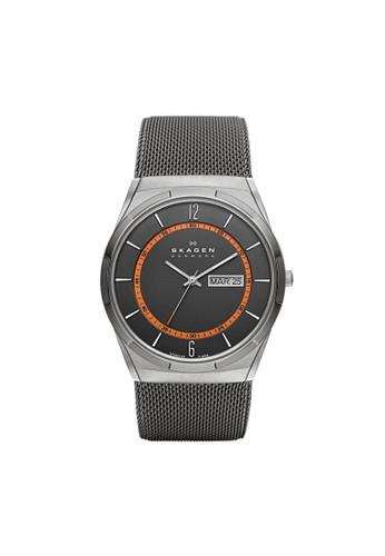 Skagen MEesprit home 台灣LBYE男錶 SKW6007, 錶類, 紳士錶