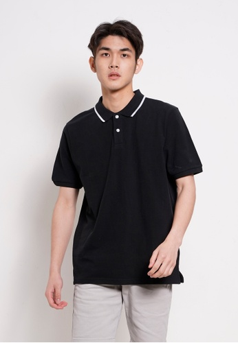 Hi Style Short Sleeve Polo Tee BA084AAF276ABEGS_1
