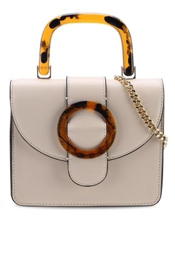 751292b579de Buy TOPSHOP Capri Buckle Crossbody Bag | ZALORA HK