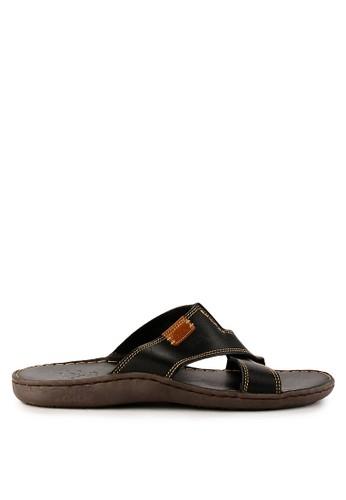 LOIS JEANS black Sandals 0AA33SH68BA804GS_1