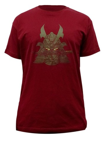 910 red 910 Nineten T-Shirt Kenzou - Merah Maroon 1F8A7AA1B637DCGS_1