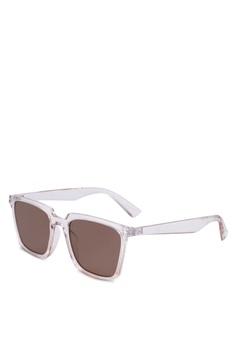 d9d0f1ffc7 ALDO beige Noawiel Square Sunglasses 7E91CGLD6E0CCAGS_1
