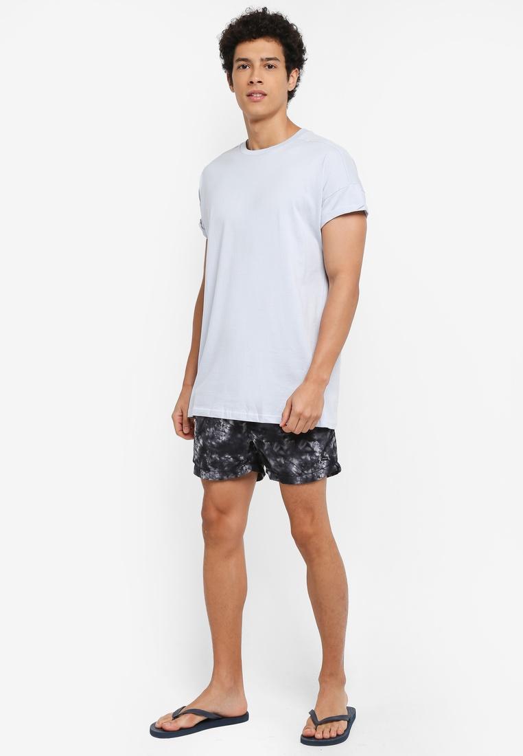 Grayscale Tie Factorie Dye Jose Core Poolboy qw8ttn76g