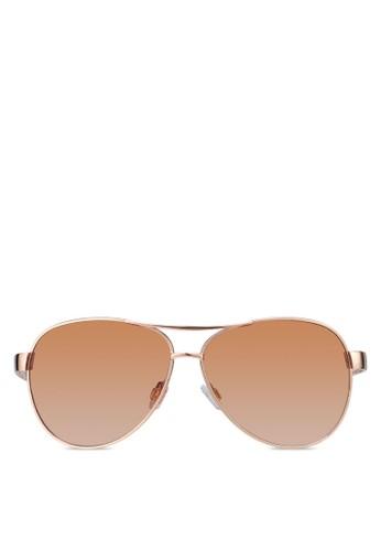 飛zalora開箱行員造型太陽眼鏡, 飾品配件, 飾品配件