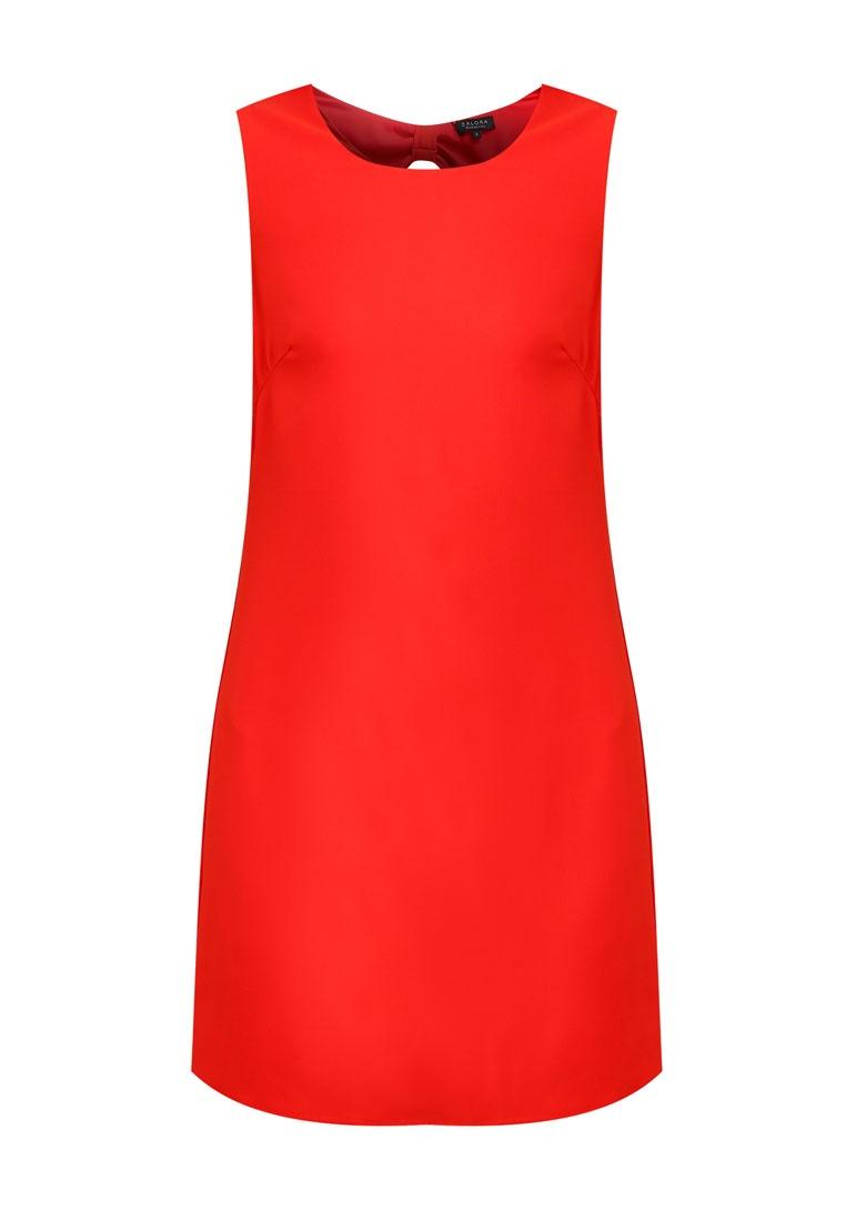 Red Back Detail Dress Bow ZALORA 4wPPqUyIX