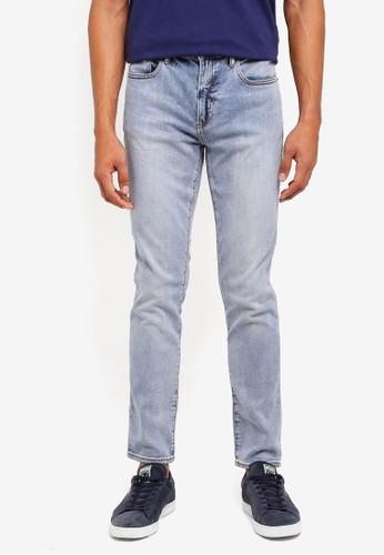 GAP blue Skinny Soft Wear Jeans 6D2ECAA44DEF0EGS_1