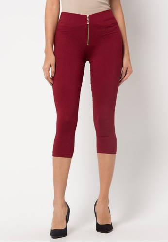 Raspberry red Finley Long Pants RA572AA74YQNID_1