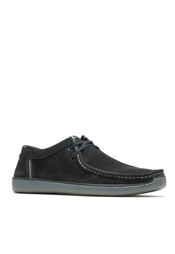 Hush Puppies black Toby Oxford M F2EBASHE96A18EGS_1