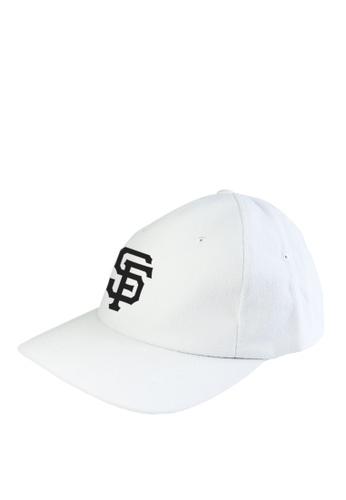 HYPE MNL white Giants  Baseball Cap B056DAC70E90E6GS_1