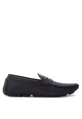 H2Ocean black Nikau Loafers & Moccasins H2527SH0IQZVPH_1