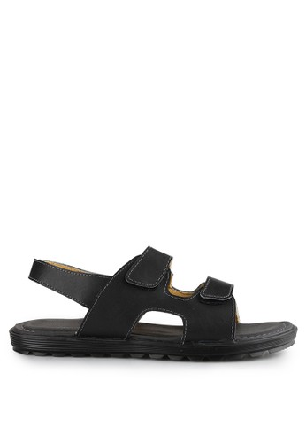MARC & STUART Shoes black Sandal Herk 3 MA456SH0UU5VID_1