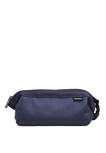OPTIONS navy Options State Pencil Case BC96AKC324E9B0GS_1