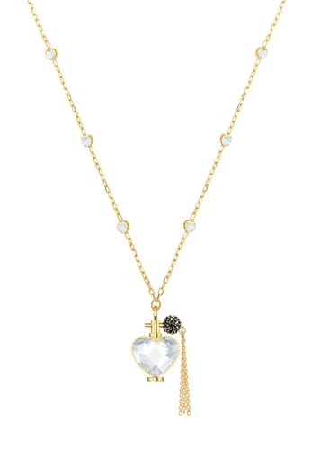 Buy Swarovski Mine Perfume Pendant Necklace Online   ZALORA Malaysia f99f7b295c