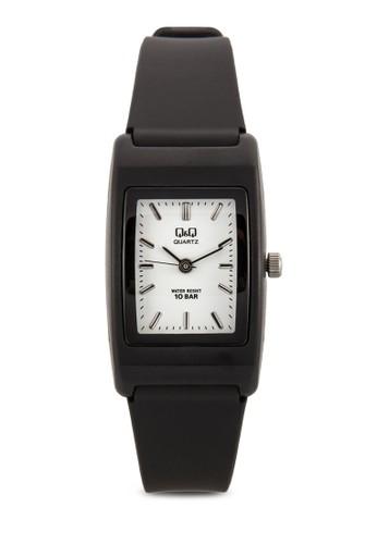 VP33J004Y 方框zalora開箱樹脂手錶, 錶類, 飾品配件
