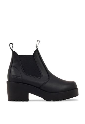 ROC Boots Australia black Chiao Black Boots RO517SH2UMNWHK_1