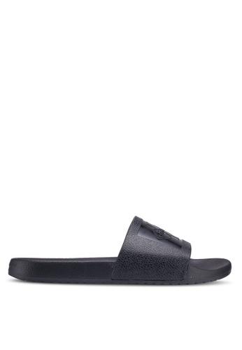 Calvin Klein black Vincenzo Slides 0F514SH91F34DDGS_1