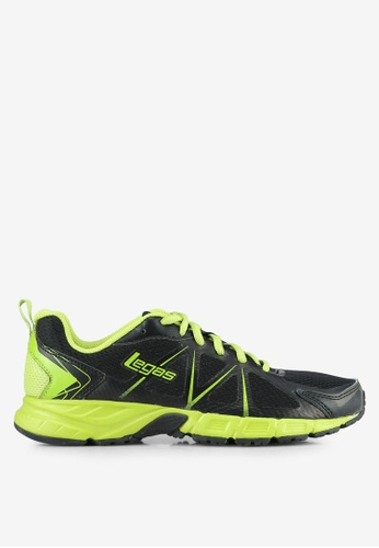 Legas green Revolt LA Men's Shoes LE684SH0S2MPMY_1
