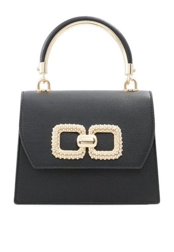 ALDO black Oneana Top-Handle Bag 19578ACE68669AGS_1