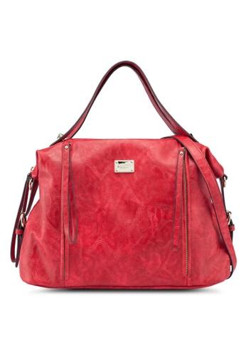 Shop Perllini Mel Faux Leather Top Handle Satchel Online on ZALORA  Philippines 8006922195dd7