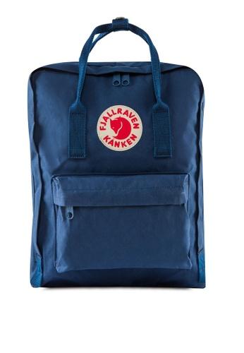 Fjallraven Kanken blue Royal Blue Kanken Classic Backpack FJ859AC13FPISG_1