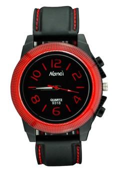 Nanci Unisex Analog Watch 9937